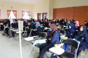 Suasana Workshop PKM 2018